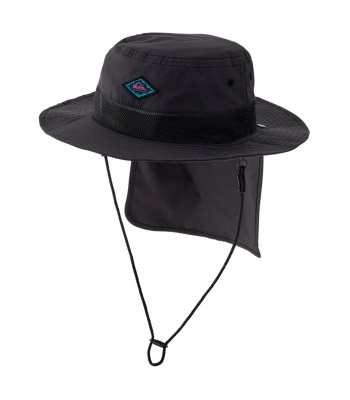 Quiksilver UV OUTDOOR HAT 戶外運動帽 - BLK